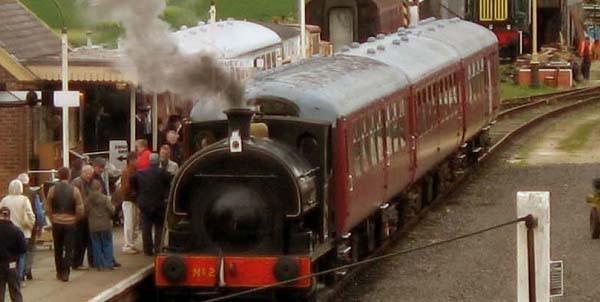 wolds-railway