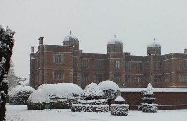 doddington in snow