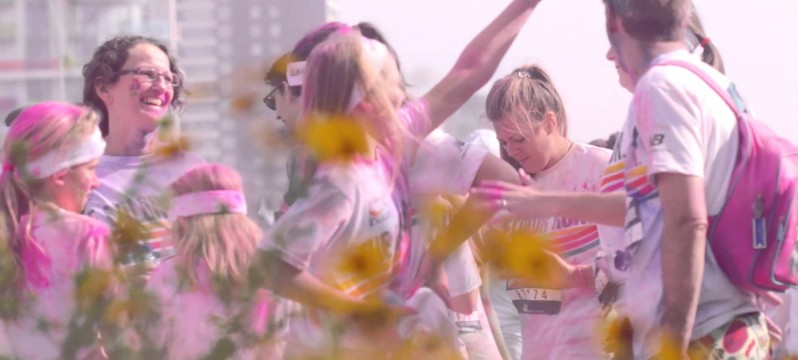 Cleethorpes Colour Run