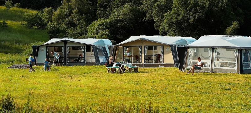 Woodhall Spa Camping and Caravan Sites