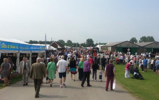 Lincolnshire Show 2014