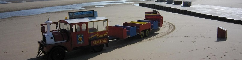 Mablethorpe Train