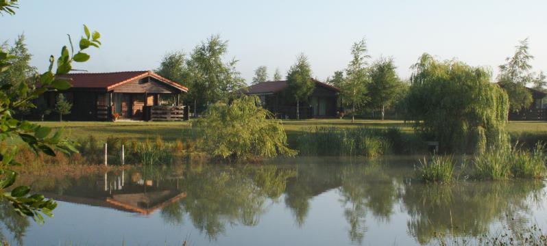 Rural Roosts Lodge Lake