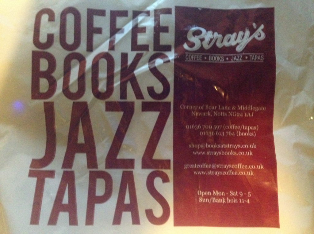 Strays Coffee Shop Newark